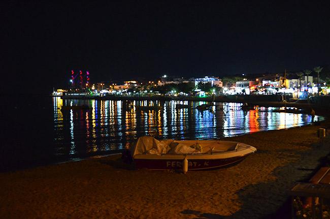 Didim at night