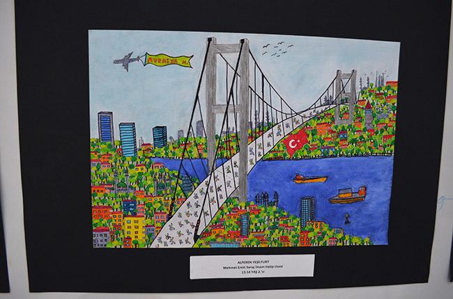 Istanbul Marathon art