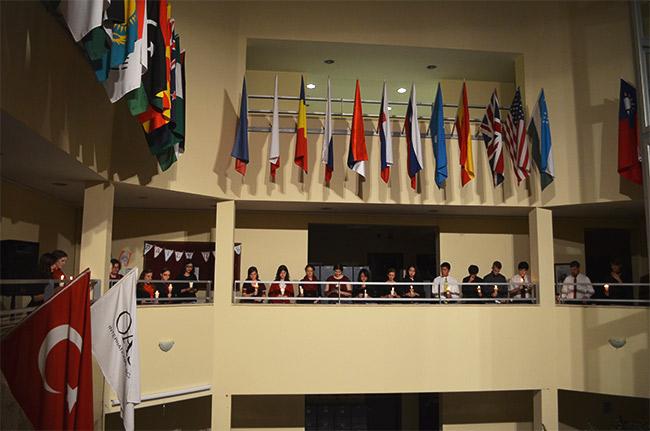 Choir finale