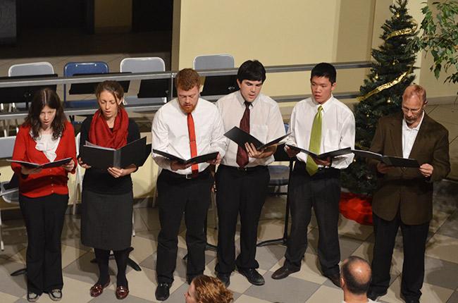 Teacher Choir