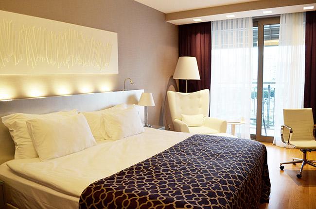 Akra barut hotel room