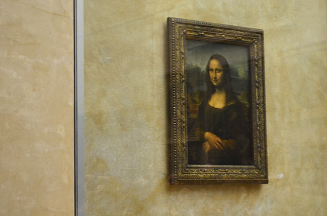 Louvre: Mona Lisa