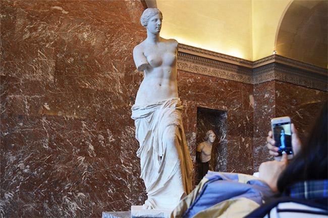 Louvre: Venus