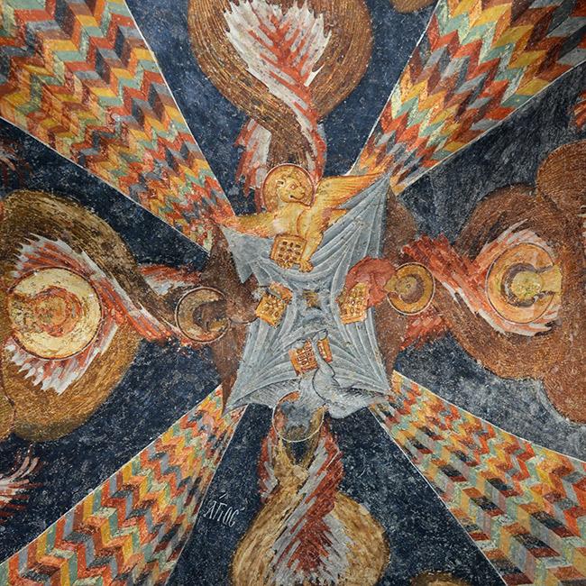 Hagia Sophia Trabzon art