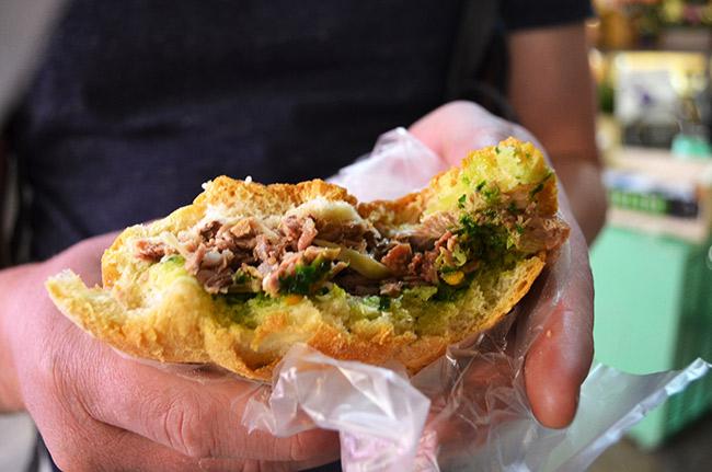Nerbone sandwhich