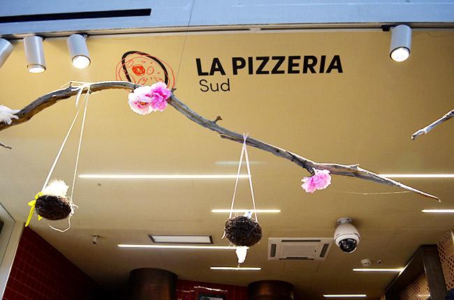 Sud pizza