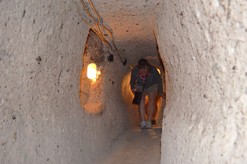 Kaymaklı tunnel