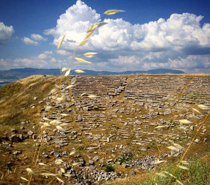 Laodicea theater