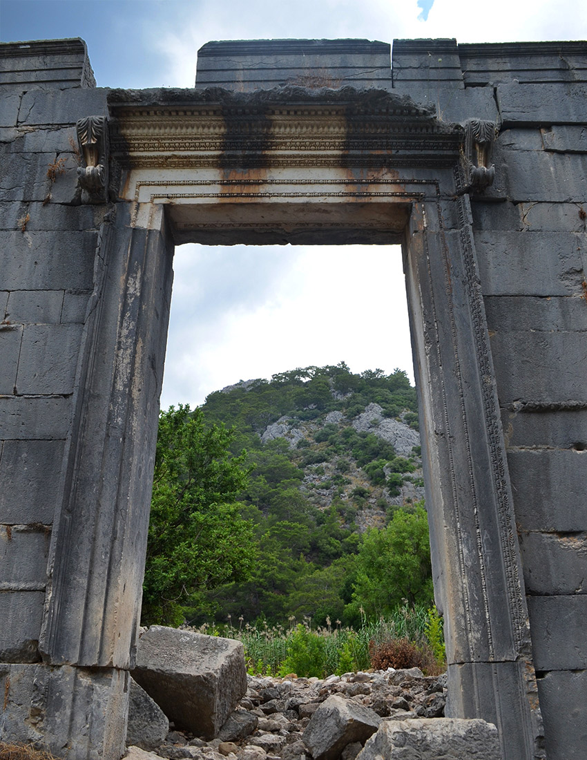 Olympos gate