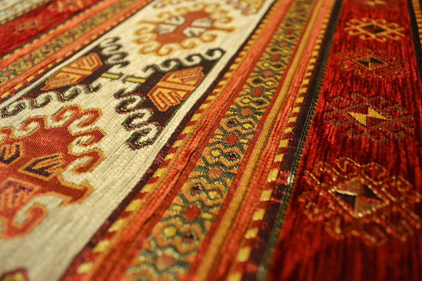 Turkish tablecloth pattern