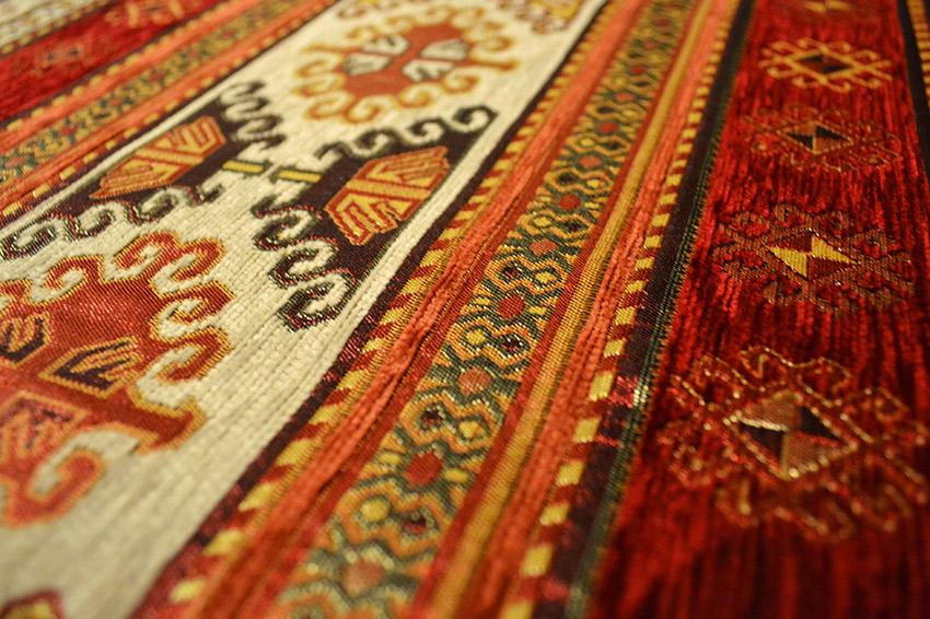 Turkish tablecloth pattern