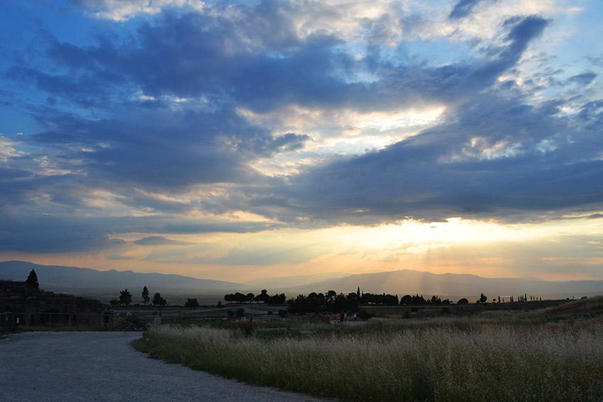Hierapolis field