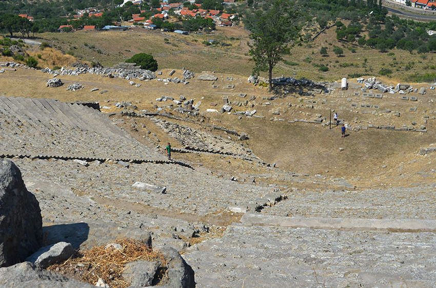 Pergamum theater