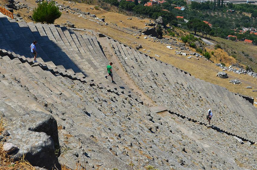 Pergamum steps