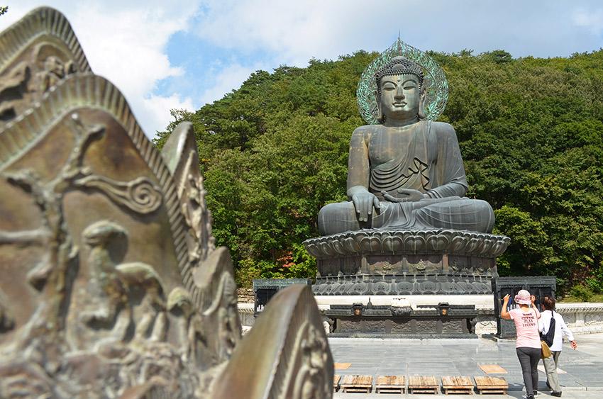 Seoraksan Buddha