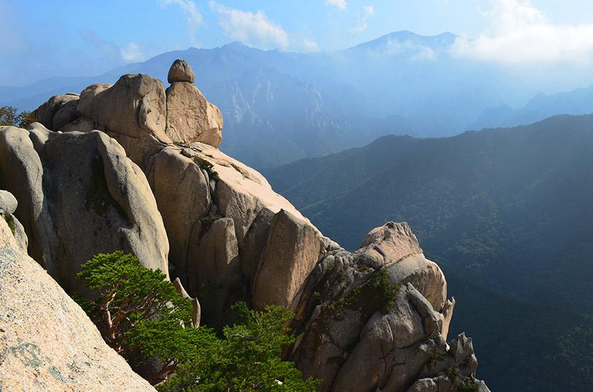Ulsanbawi peak