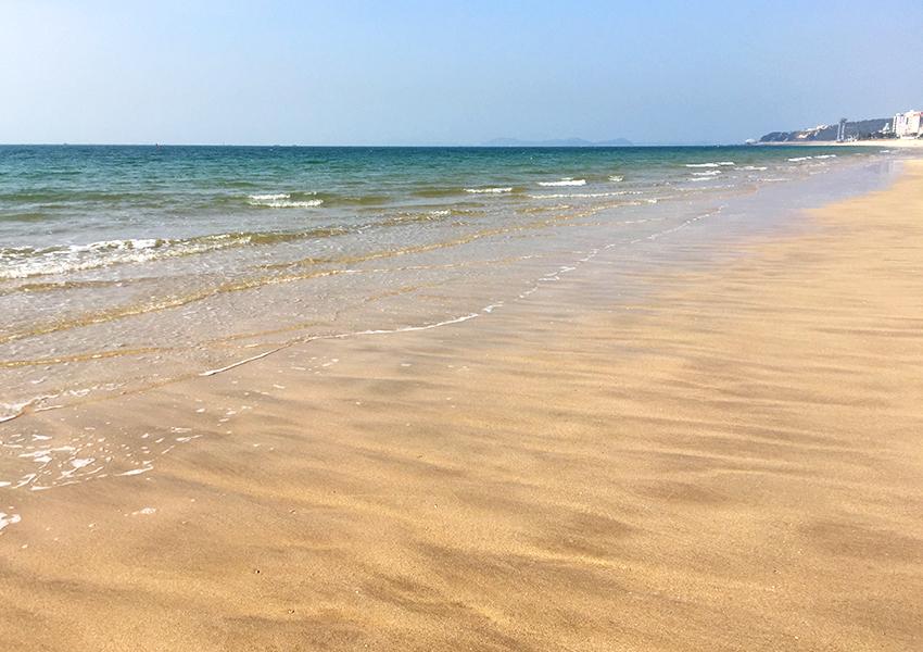 Daecheon coast
