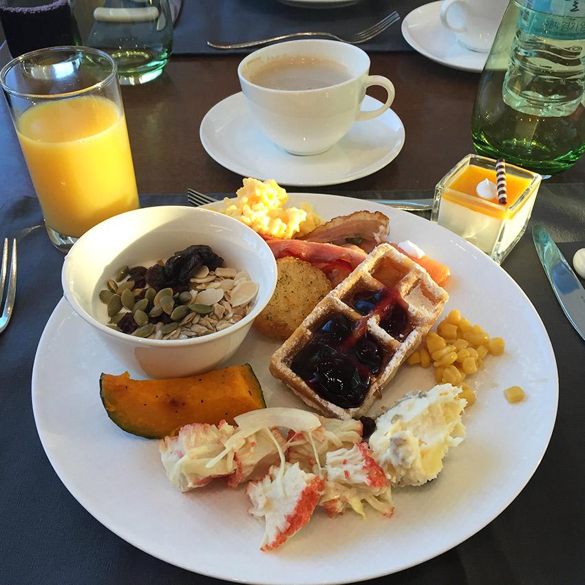 MVL breakfast