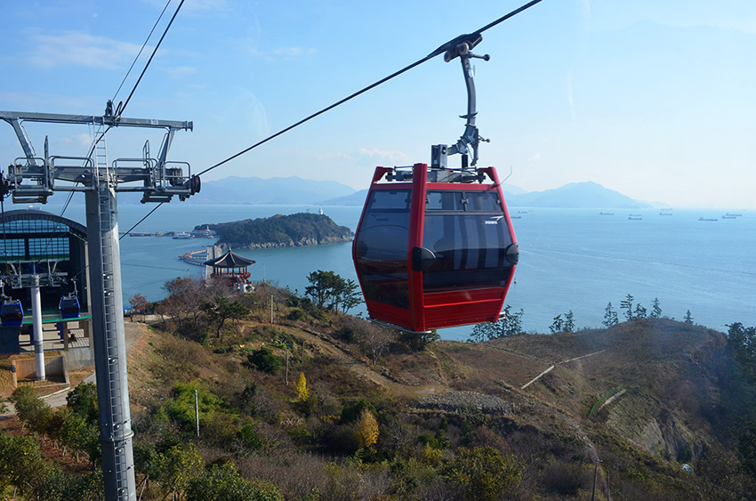 Yeosu Cable Car