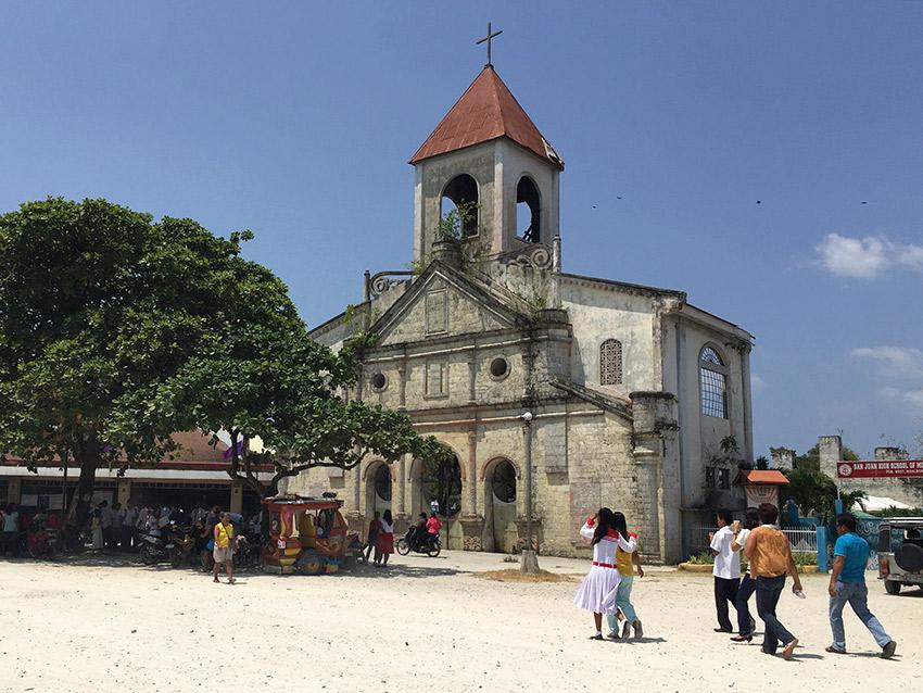 San Juan Nepomuceno Church