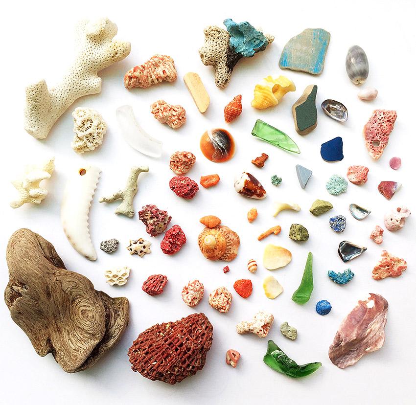 Philippines beach finds