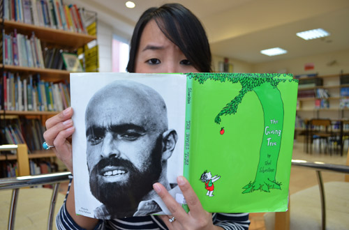 Shel Silverstein's The Giving Tree cover