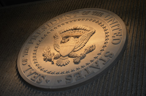 Presidential Seal - Gerald Ford Museum