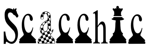 Type as image: scacchic