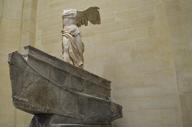 Louvre: Winged Victory