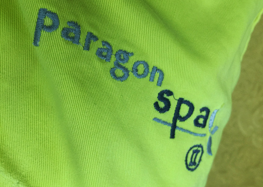 Paragon spa clothes