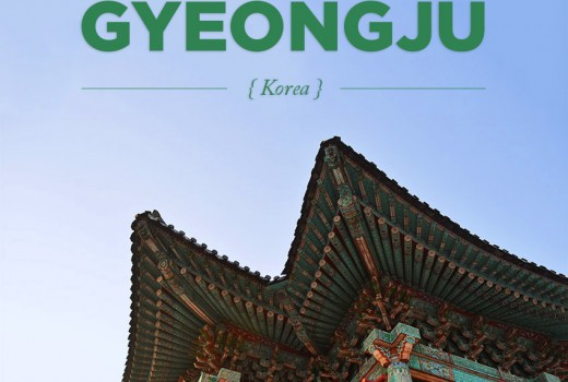 Weekend in Gyeongju